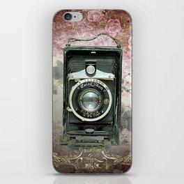 Lady Photographer iPhone Skin