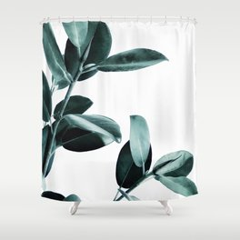Natural obsession Shower Curtain