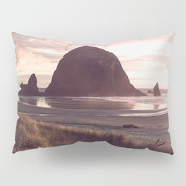 Cannon Beach Sunset Pillow Sham
