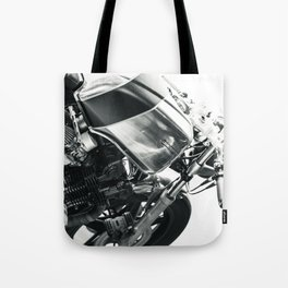 Coffee Racer Tote Bag