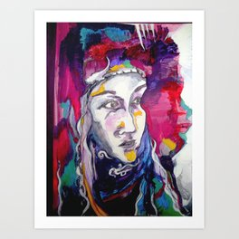 Marmelade Art Print