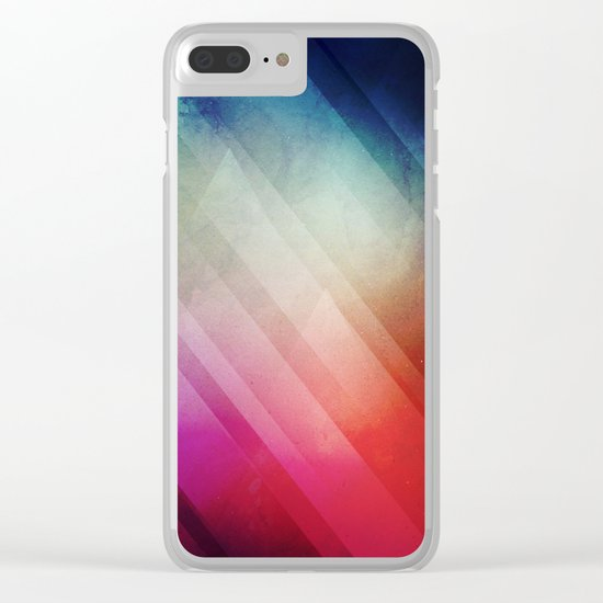 Brave New World Clear iPhone Case