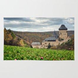 Castle Karlstejn Rug