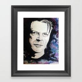 Iggy Stardust Framed Art Print