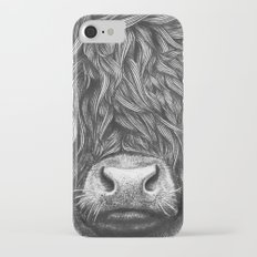 Highland Cattle iPhone 7 Slim Case