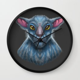 Targ Warrior Wall Clock