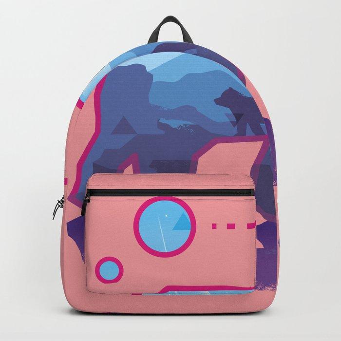 BEAR ~ Sign::dimension Backpack