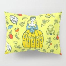 Queen of the Garden Pillow Sham