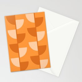 Orange Slices In The Summer - Fruit Series Stationery Cards