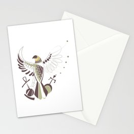 Pharaoh's Symbol Stationery Cards