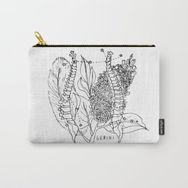 // Gemini // Carry-All Pouch
