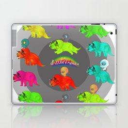 Little Friends JURASSIC Laptop & iPad Skin