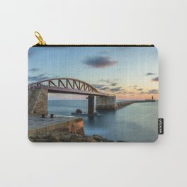 Bridge to nowhere Valletta Carry-All Pouch