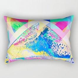 Geometric XXX Rectangular Pillow