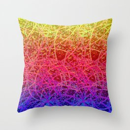 Informel Art Abstract G56 Throw Pillow