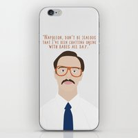 napoleon iPhone & iPod Skins featuring Napoleon Dynamite by Shop Sarah Alyson