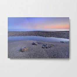 """Cabo de gata light"" Sea dreams Metal Print"