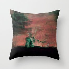 My Emotion Throw Pillow