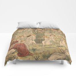 The Pied Piper of Hamelin - Robert Browning Comforters