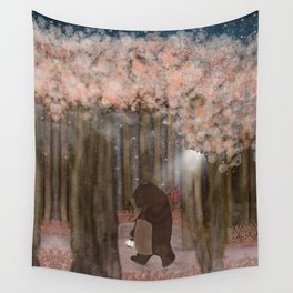 pickle wood Wall Tapestry