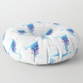 Manowar Jellyfish Floor Pillow