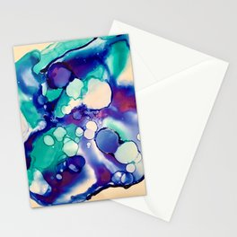 Once to Get Back Home Stationery Cards