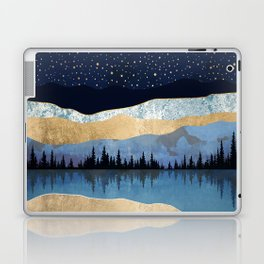 Midnight Lake Laptop & iPad Skin