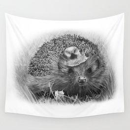 Hedgehog Wall Tapestry