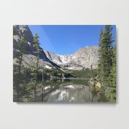 """The Loch"" Lake Metal Print"