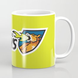 Fire Breathing Rowdys Full Logo Coffee Mug