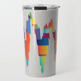 After the earthquake Travel Mug