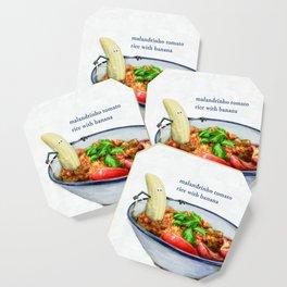 La Cuisine Fusion - Malandrinho Tomato Rice with Banana Coaster