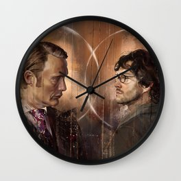 E' colpa mia Wall Clock