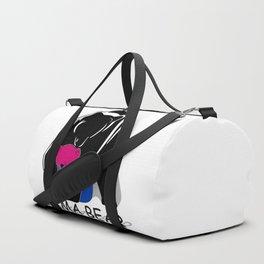 Mama Bear Bisexual Duffle Bag