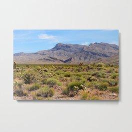 Painted Desert - I Metal Print