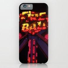 Fire Ball Slim Case iPhone 6s
