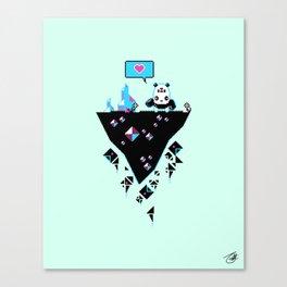 PandaC Canvas Print