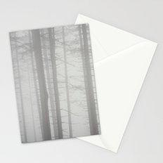 Shades of fog Stationery Cards