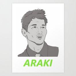 Gregg Araki Art Print