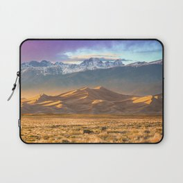 Deer and the Dunes Laptop Sleeve