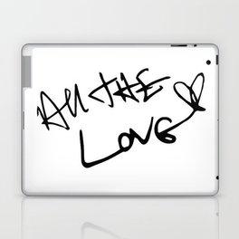 Harry Styles - All the Love Laptop & iPad Skin