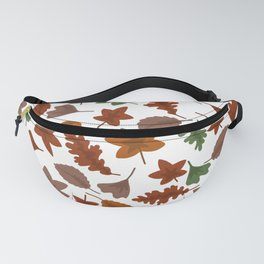 Autumn leaves #6 Fanny Pack