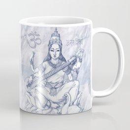 Saraswati Coffee Mug
