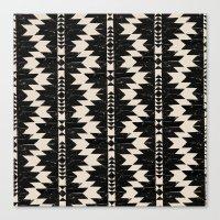 navajo Canvas Prints featuring NAVAJO by bows & arrows