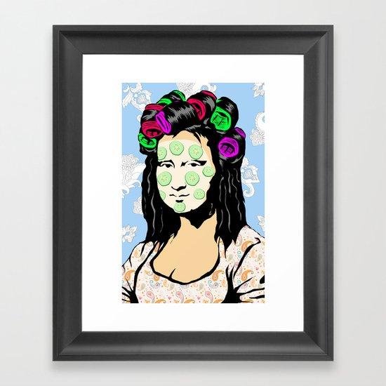 Didu Framed Art Print