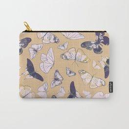 BUTTERFLIES PATTERN Carry-All Pouch