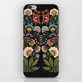 Plant a garden iPhone Skin