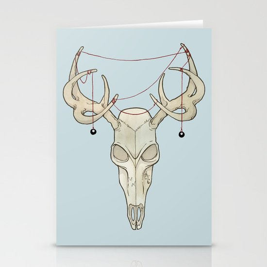 After the Winter Stationery Cards