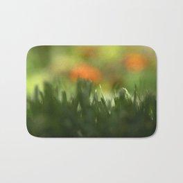 Fuzzy Landscape Bath Mat