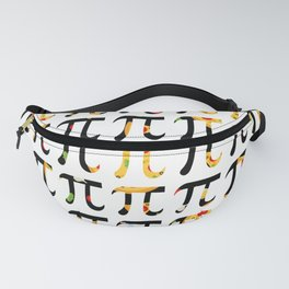Pizza Funny Math Pun Pi Day Gift Math Science Lover Pi day Fanny Pack
